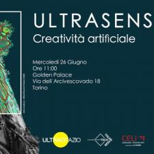 Evento: ULTRASENSES - Creatività artificiale